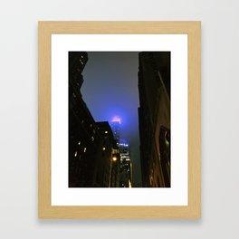 MS6 Framed Art Print