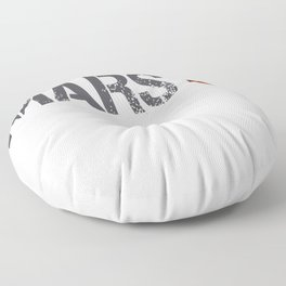 Occupy Mars - Space Planet - SpaceX Floor Pillow