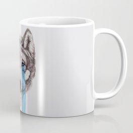 Don't Cry Wolf Coffee Mug