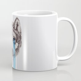 Don't Cry Wolf Coffee Mug