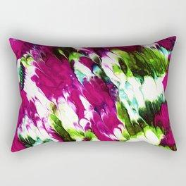 A Colorful Evolve Rectangular Pillow