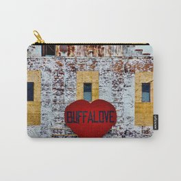 Buffalo Love Carry-All Pouch
