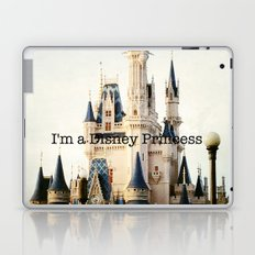 IM A DISNEY PRINCESS Laptop & iPad Skin