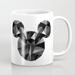 Black Pop Crystal Coffee Mug