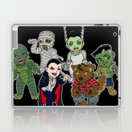 Universal Monsters Laptop & iPad Skin