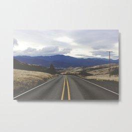 Route 66 Metal Print