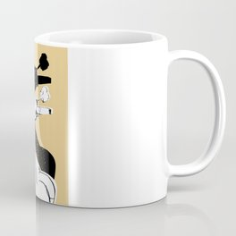 The Bull & Bear Coffee Mug