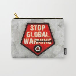 STOP GLOBAL MING ! Carry-All Pouch