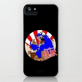 Kookie Kaiju iPhone Case