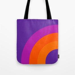 Grape Bow Tote Bag