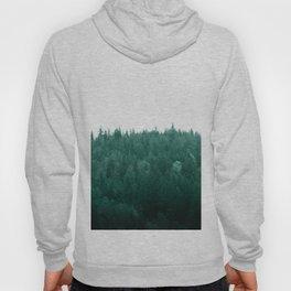 Deep Green Pine Trees #1 #minimal #decor #art #society6 Hoody