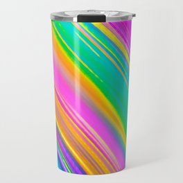 mint saturn Travel Mug