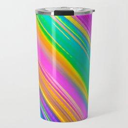 mint saturn Travel Mug