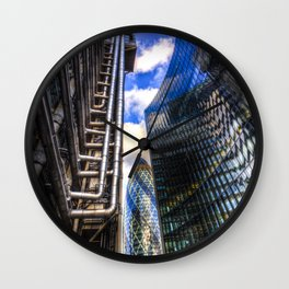 City of London Wall Clock