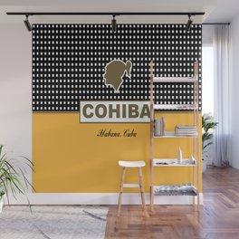 Cohiba habana cuba Wall Mural