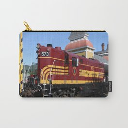 Mr. Miller's Engine No 573 Carry-All Pouch