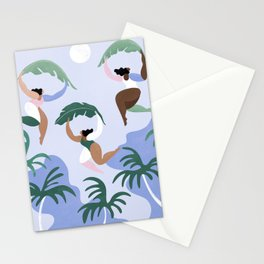 And so, a new beginning (sunrise) Stationery Cards
