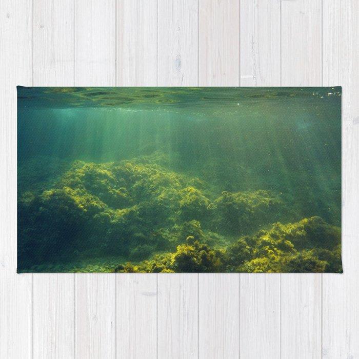 Underwater 2.0 IV. Rug