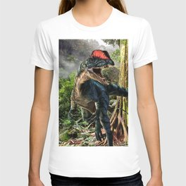 The world of dinosaurs T-shirt