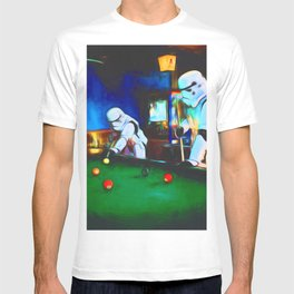 Stormtroopers On Break T-shirt