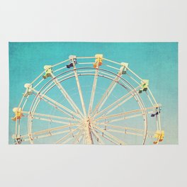 Boardwalk Ferris Wheel Rug