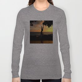 The Falling Tree Long Sleeve T-shirt
