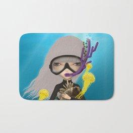 scuba Bath Mat