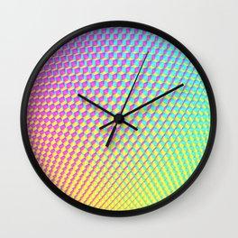 tri-cmy Wall Clock