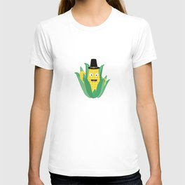 Thanksgiving Corncob T-shirt