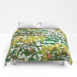 Monets Pond Comforters