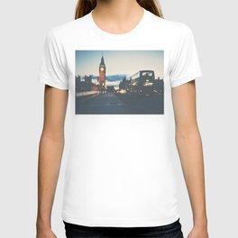 the night bus ...  T-shirt