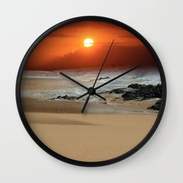 The Birth of the Island Wall Clock