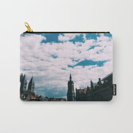 Tournai, Belgium Carry-All Pouch