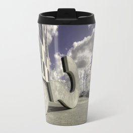 The Question is ..?  Travel Mug