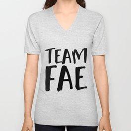 Team Fae Unisex V-Neck