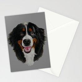 Farkle the Bernese Mountain Dog Stationery Cards