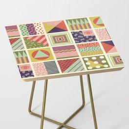 Patternz Side Table