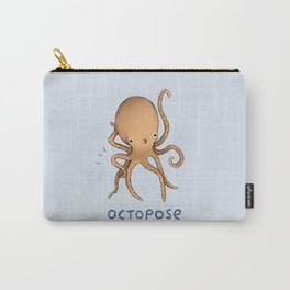 Octopose Carry-All Pouch