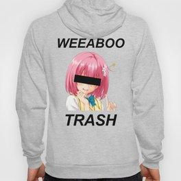 weeaboo trash Hoody