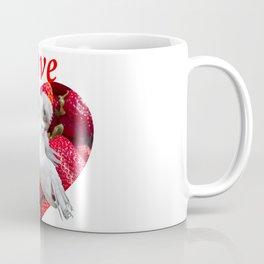Love and Dove Coffee Mug
