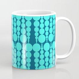 stalactites and stalagmites pattern Coffee Mug