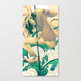 Herne the Hunter Canvas Print