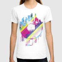 deadmau5 T-shirts featuring Urban Vinyl V2 by Sitchko Igor