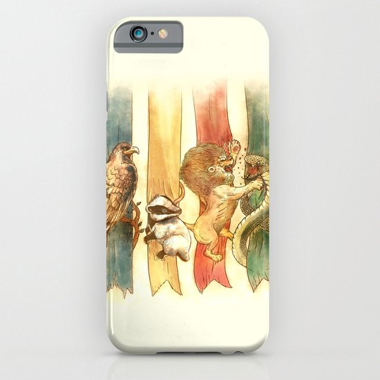 House Brawl iPhone & iPod Case