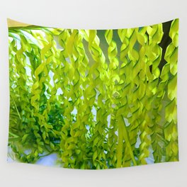 Palm Leaves Art Wall Tapestry