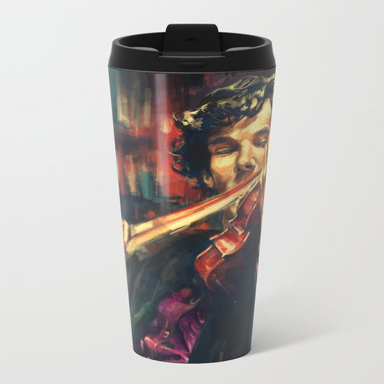 Virtuoso Metal Travel Mug