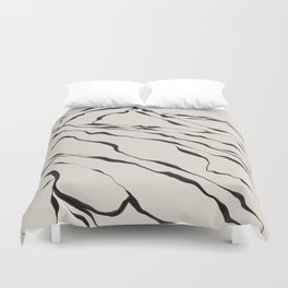 Mountains know the secret III Duvet Cover