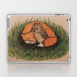 Fox & Owl Laptop & iPad Skin