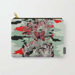 UNINVITED GARDEN Carry-All Pouch