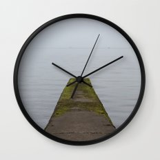 The Edge Wall Clock